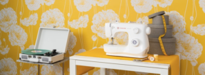 The Mechanism of a Good Sewing Machine